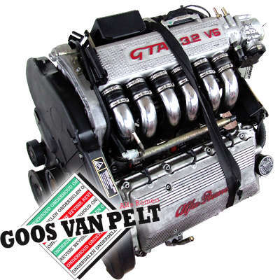 Used Alfa Romeo Parts