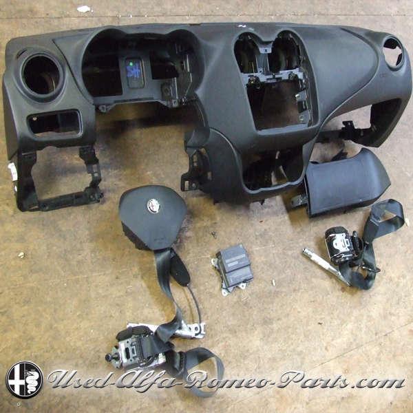 Airbag set Alfa Mito