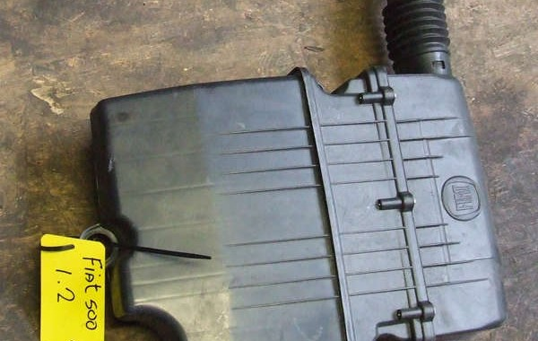 Airfilter box FIAT 500