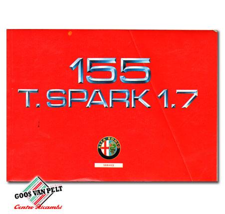 Alfa 155 User Manual