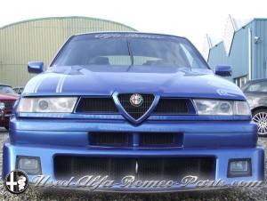 replica of a 1993 Alfa 155 V6 Ti DTM