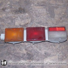 Tail light Alfetta 1st series