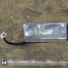 Right front indicator light Alfa 1750 Berlina, NOS.