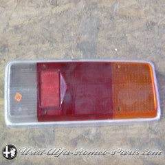 Tail light glass Alfa 2000 Berlina, NOS.