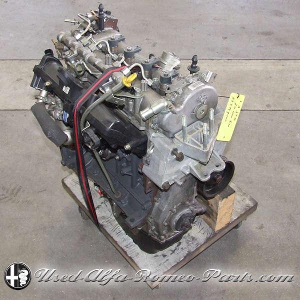 Engine Fiat Doblo 1 3 Jtd Used Alfa Romeo Parts