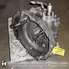 Gearbox Alfa 159 1.9JTD