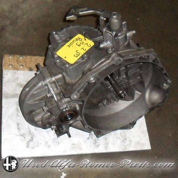 Gearbox Alfa 159 2.2 JTS
