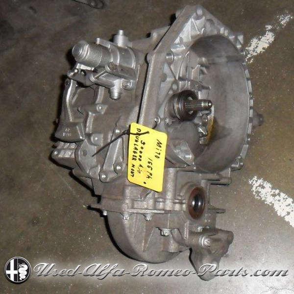 Gearbox Alfa Mito 155hp