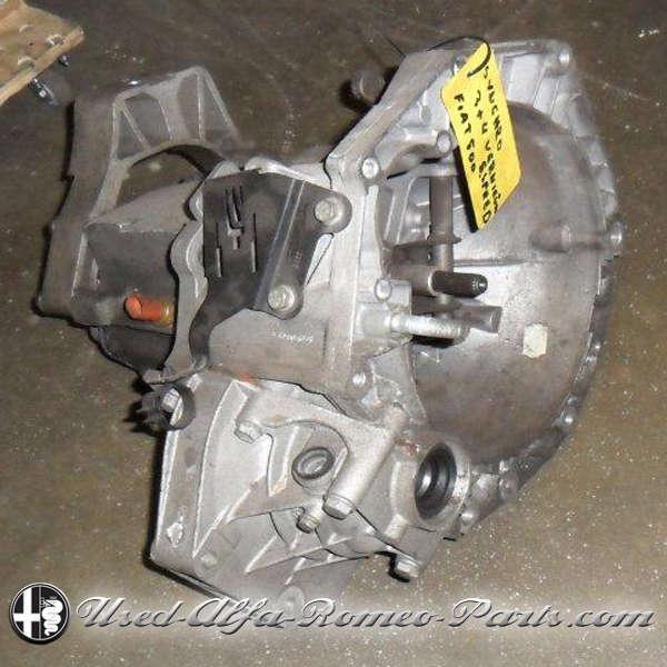 Gearbox FIAT 500 Selespeed